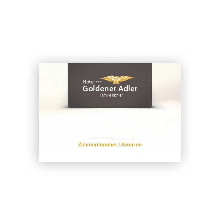 Goldener Adler Zimmernummer