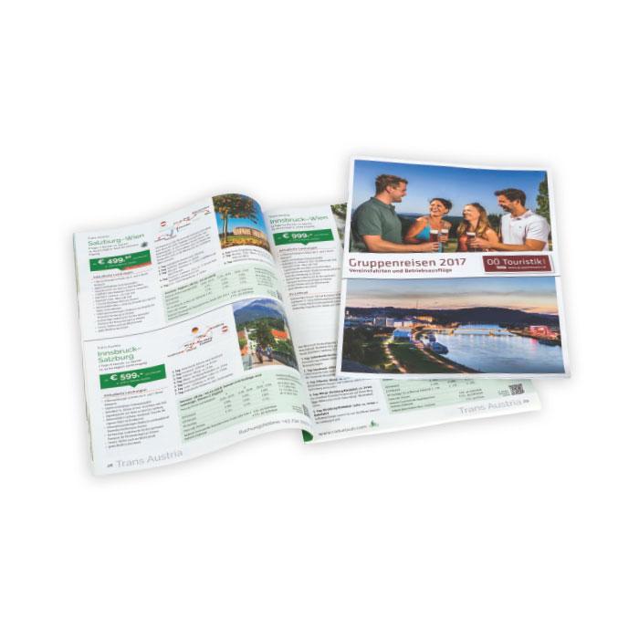 OÖ Touristik Gruppenreisen-Katalog