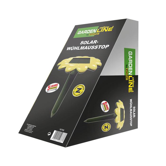 CPC Produktverpackung Gardenline