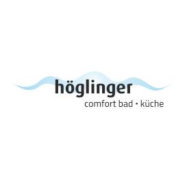 Höglinger Comfort Bad und Küche Logo