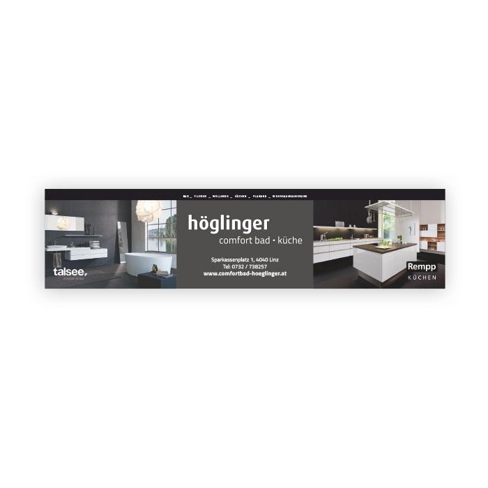 Höglinger Comfort Bad und Küche